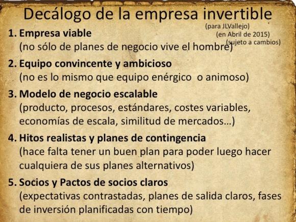 JLVallejo_Decalogo_EmpresasInvertibles_2015-04